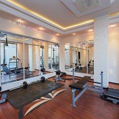 Отель Penelope Palace Поморие фитнесс-зал