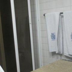 Hotel Hidalgo Мехико ванная