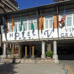 Отель Leonardo Hotel Granada Испания, Гранада - отзывы, цены и фото номеров - забронировать отель Leonardo Hotel Granada онлайн вид на фасад