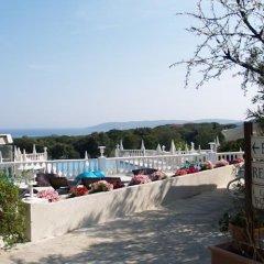 Отель Le Mas Bellevue пляж фото 2