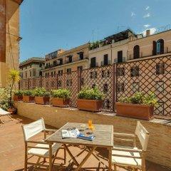 Отель BORROMEO Рим