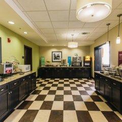 Отель Hampton Inn & Suites Effingham питание фото 3