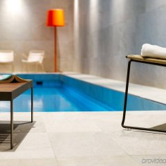 Отель Scandic Backadal бассейн фото 2