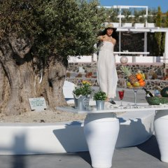 Отель Oia Sunset Villas Греция, Остров Санторини - отзывы, цены и фото номеров - забронировать отель Oia Sunset Villas онлайн фото 8