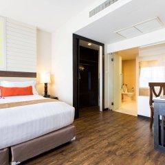 Отель Deevana Plaza Phuket комната для гостей фото 3