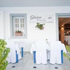 Отель Glaros