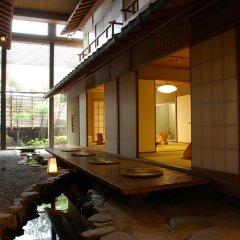 Отель Misasa Yakushinoyu Mansuirou Мисаса интерьер отеля фото 3