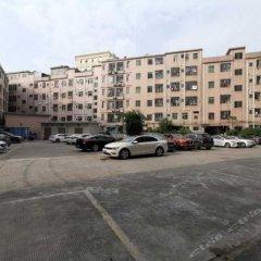Yulin Business Affairs Hotel (Dongguan Dalingshan) парковка