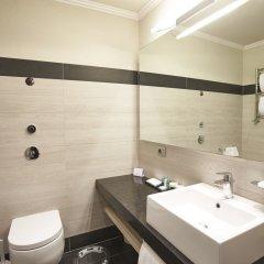 Hotel De La Ville ванная