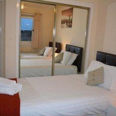 Отель Glasgow Green Apartments Великобритания, Глазго - отзывы, цены и фото номеров - забронировать отель Glasgow Green Apartments онлайн комната для гостей фото 3