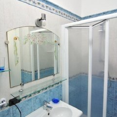 Отель Galassi Италия, Нумана - отзывы, цены и фото номеров - забронировать отель Galassi онлайн ванная фото 2
