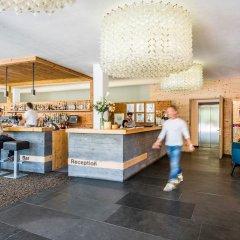 Отель Villa Waldkonigin Горнолыжный курорт Ортлер гостиничный бар