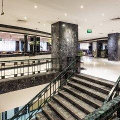 Отель Radisson Blu Hotel Португалия, Лиссабон - 10 отзывов об отеле, цены и фото номеров - забронировать отель Radisson Blu Hotel онлайн интерьер отеля