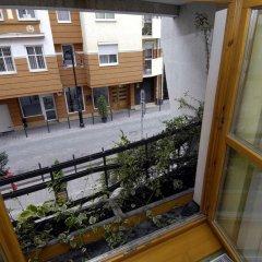 Corvin Hotel Budapest - Sissi wing балкон