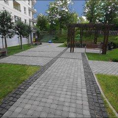 Апартаменты P&O Apartments Arkadia Варшава приотельная территория