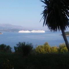 Отель Majestic Албания, Ксамил - отзывы, цены и фото номеров - забронировать отель Majestic онлайн пляж фото 2