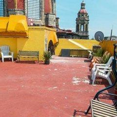 Отель Hostal Amigo Suites Мехико пляж
