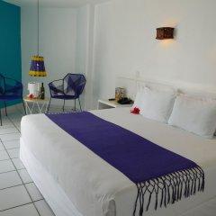Отель Fontan Ixtapa Beach Resort комната для гостей фото 5