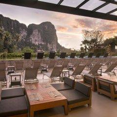 Отель Centra By Centara Phu Pano Resort Krabi Ао Нанг гостиничный бар