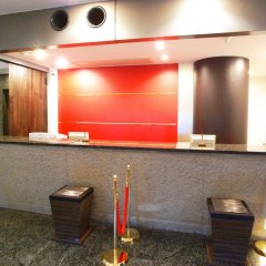 Nishi Shinjuku Hotel MyStays гостиничный бар