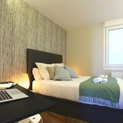 Отель The Zu Suite Apartment Испания, Сан-Себастьян - отзывы, цены и фото номеров - забронировать отель The Zu Suite Apartment онлайн комната для гостей фото 2