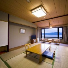 Отель Kyukamura Ohmi-Hachiman Омихатиман комната для гостей фото 5