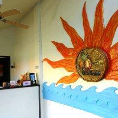 Отель The Club Ten Beach Resort Филиппины, остров Боракай - отзывы, цены и фото номеров - забронировать отель The Club Ten Beach Resort онлайн интерьер отеля фото 3