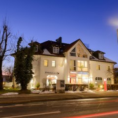 Отель Landhaus Ambiente Мюнхен фото 24