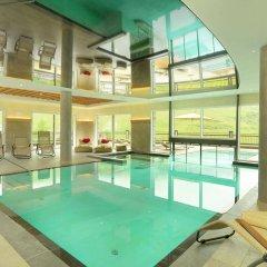 Hotel Pfeldererhof Alpine Lifestyle Горнолыжный курорт Ортлер бассейн