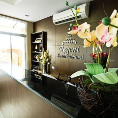 Regent Suvarnabhumi Hotel спа