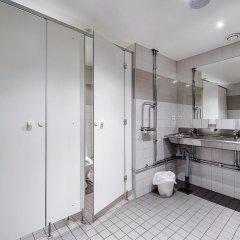 City Hostel Стокгольм ванная