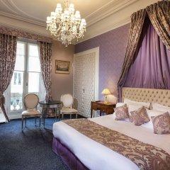 Отель Hôtel Claridge комната для гостей