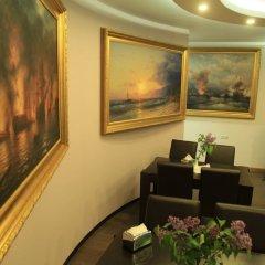 Daniel Boutique Hotel интерьер отеля