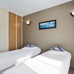 Отель Appart'City Nice Acropolis Франция, Ницца - 6 отзывов об отеле, цены и фото номеров - забронировать отель Appart'City Nice Acropolis онлайн комната для гостей фото 6