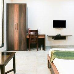 Отель Treebo Trend Blueberry Inn Индия, Райпур - отзывы, цены и фото номеров - забронировать отель Treebo Trend Blueberry Inn онлайн удобства в номере