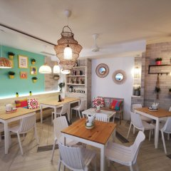 Отель Ducassi Suites Rooftop Pool Beach Club & Spa питание фото 2