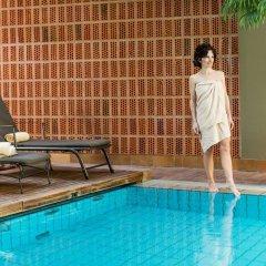 Отель Pollinger Италия, Меран - отзывы, цены и фото номеров - забронировать отель Pollinger онлайн бассейн фото 3