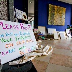 Patong Gallery Hotel с домашними животными