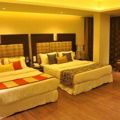 Hotel Uppal International комната для гостей