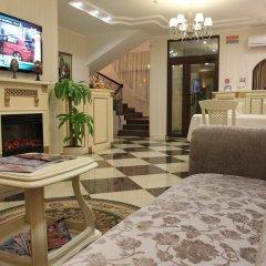 Гостиница Злата Прага Премиум интерьер отеля