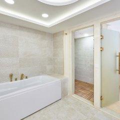 Отель Grand Hotel Uzbekistan Узбекистан, Джизак - 1 отзыв об отеле, цены и фото номеров - забронировать отель Grand Hotel Uzbekistan онлайн ванная фото 2