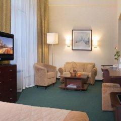 Гостиница Аэростар 4* Стандартный номер с разными типами кроватей