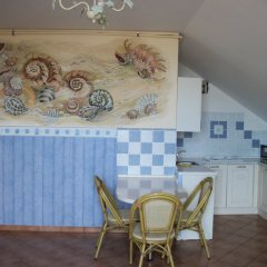 Гостиница Вилла Форт в номере