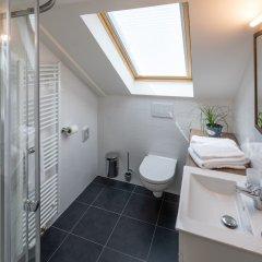 Отель SeNo 6 Apartments Чехия, Прага - отзывы, цены и фото номеров - забронировать отель SeNo 6 Apartments онлайн ванная