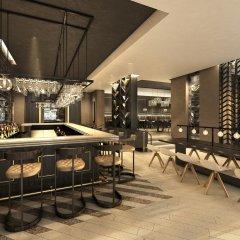 Отель Al Bandar Arjaan by Rotana гостиничный бар