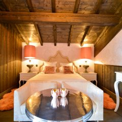 Chalet Hotel le Castel спа