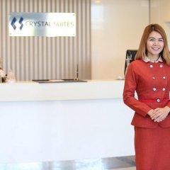 Отель Crystal Suites Suvarnabhumi Airport Бангкок фото 7