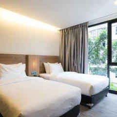 Отель Stay Hotel BKK Таиланд, Бангкок - отзывы, цены и фото номеров - забронировать отель Stay Hotel BKK онлайн комната для гостей фото 5