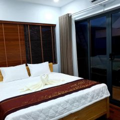 Отель Sunshine Villa Вьетнам, Нячанг - отзывы, цены и фото номеров - забронировать отель Sunshine Villa онлайн комната для гостей фото 2