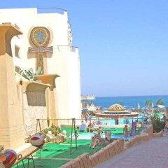 Sphinx Resort Hotel пляж
